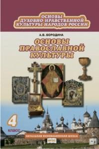 Учебник (авт. А.В. Бородина)