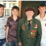 Шевелёв Тихон Григорьевич