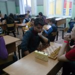 Шахматный турнир, Землянск, 28 ноября (1)