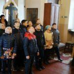 Землянская СОШ в храме, 4 класс, апрель 2019 (3)