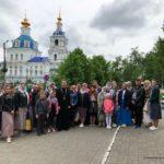 Троицкий храм пос.Латная, май 2019