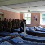 Девица, освящение военной части, 2019 (2)